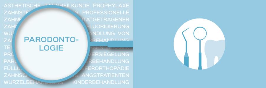 Überblicksbild des Themas Parodontologie - Zahnarztpraxis im Zerbster Zentrum - Zahnarzt Dr. med. Bernd Lux