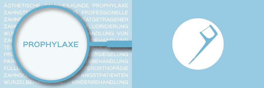 Überblicksbild des Themas Prophylaxe - Zahnarztpraxis im Zerbster Zentrum - Zahnarzt Dr. med. Bernd Lux