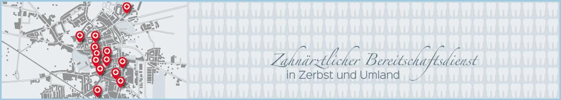 Unser Service - Bereitschaftsdienst - Zahnarztpraxis im Zerbster Zentrum - Dr. Bend Lux