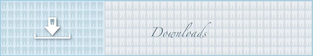 Unser Service - Downloads - Zahnarztpraxis im Zerbster Zentrum - Dr. Bend Lux