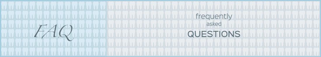 Unser Service - FAQ - Zahnarztpraxis im Zerbster Zentrum - Dr. Bend Lux