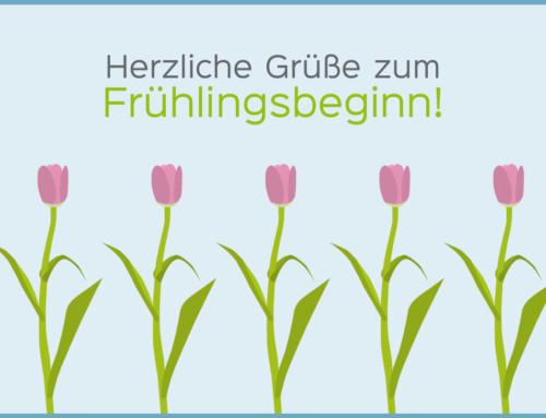 Frühlingsbeginn 2017