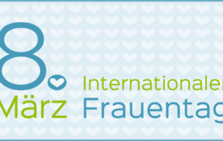 Gruß zum Internationalen Frauentag - Zahnarzt in Zerbst/Anhalt - Dr. Bernd Lux.